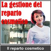 La gestione dei cosmetici in farmacia